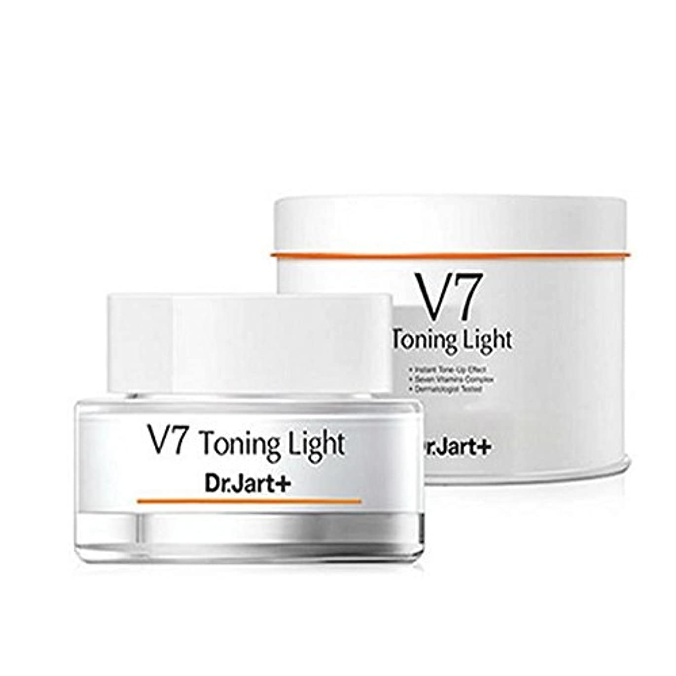 無視できる良心ライナーDr. Jart /ドクタージャルト V7 トーニングライト/V7 Toning Lihgt 50ml/100% Authentic direct from Korea [並行輸入品]