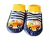Zapatillas calcetines bebé con suela antideslizante de 6a 24Meses...
