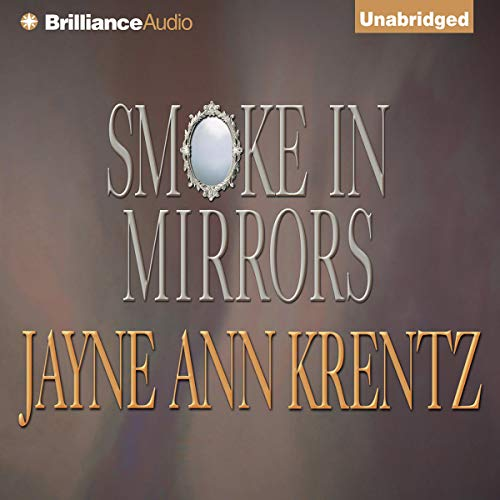 Smoke in Mirrors audiobook cover art
