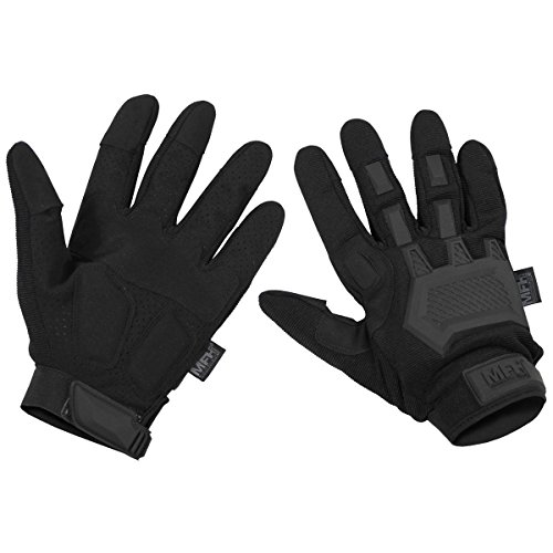 MFH 15843 Tactical Handschuhe Action (Schwarz/XXL)