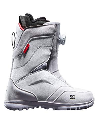 DC Search BOA Snowboard Boots White 9 B (M)