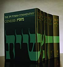 The JPS Torah Commentary Series, 5-volume set