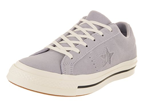 Converse Unisex-Erwachsene Cons One Star OX Sneakers, Mehrfarbig Provence Purple Silver Egret 558, 42 EU