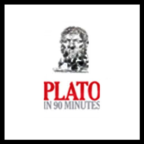 Plato in 90 Minutes audiobook cover art