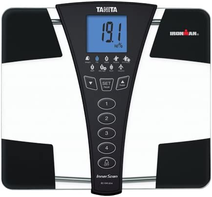 Tanita store BC-549 Plus Ironman Monitor Composition Body Product