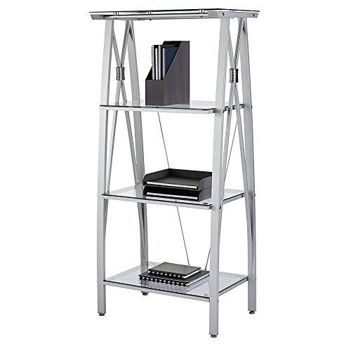 SUNCOO Strengthen 6 Tier Steel Wire Shelving Commercial Storage Shelves Adjustable Shelf Unit with Wheels Metal Organizer Wire Racks Kitchen Garage 46