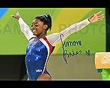 Simone Biles Rio Olympische Goldmedaille, 20,3 x 25,4 cm,