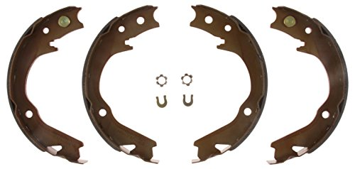 Bendix 848 Premium Copper-Free Brake Shoe Set