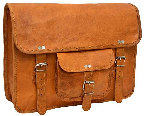 Gusti Lederrucksack Leder - Jerry Cityrucksack Vintage Braun Leder