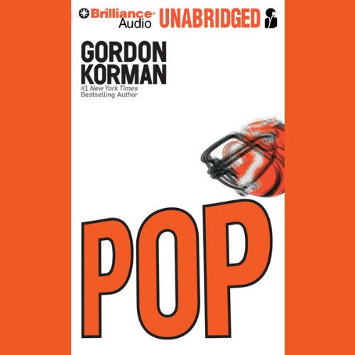POP audiobook cover art