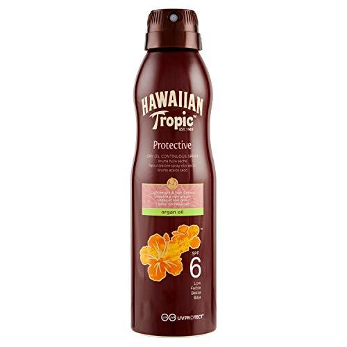 Hawaiian Tropic Aceite Seco Bruma con...