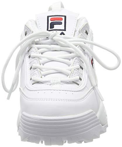 FILA Disruptor wmn zapatilla Mujer, blanco (White), 40 EU