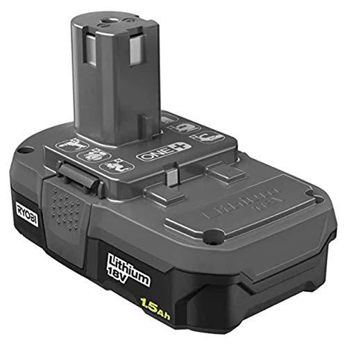 Ryobi P189 18V 1.5Ah Battery Packs - 2 Pack