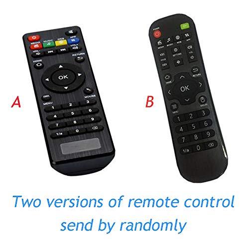 Calvas Arabic iptv Remote Control Controller For arabic iptv box/indian iptv box - (Color: 2 pcs)