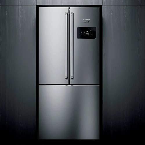 Geladeira Brastemp Gourmand Frost Free Inverse 540 litros Inox 110V BRO81ARANA
