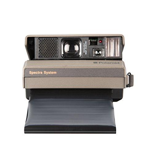 Polaroid Originals - 4739 - Film Schild für Polaroid Spectra/Image Kamera - Schwarz