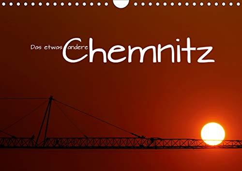 Das etwas andere Chemnitz (Wandkalender 2021 DIN A4 quer)