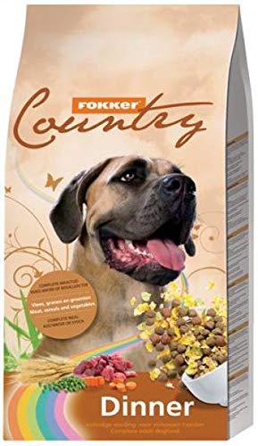 15 KG Fokker country dinner hondenvoer