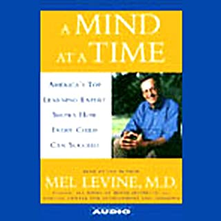 A Mind at a Time audiobook cover art