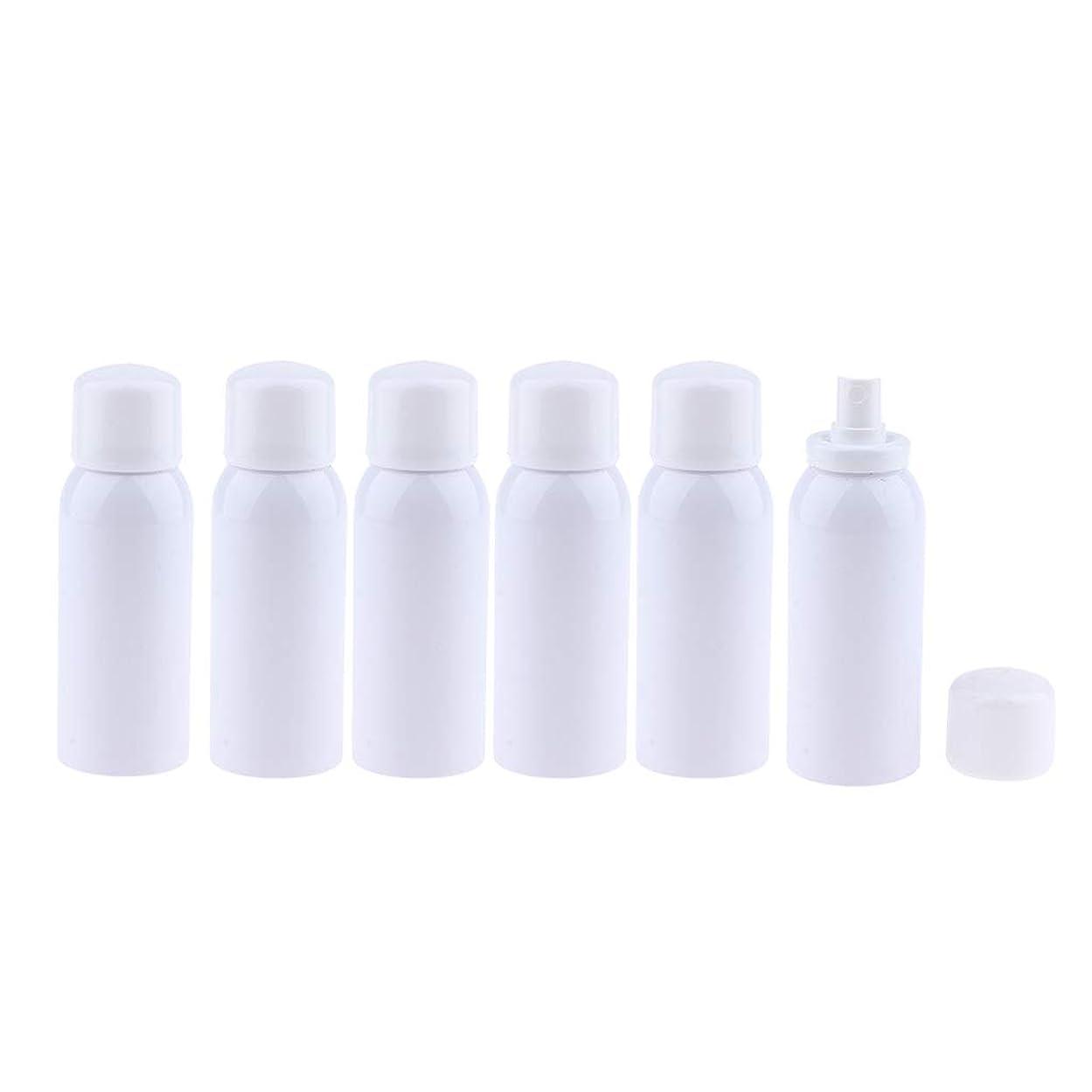 食料品店バドミントン正しいT TOOYFUL 6個入り 詰め替え式 香水瓶 アトマイザーボトル スプレーボトル 120/150/200ml 旅行用 - 120ml