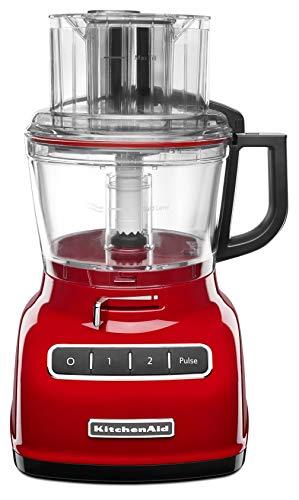 KitchenAid KJA09AV Processador de Alimentos, Empire Red, 2, 1 Litros, 220 V