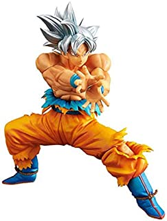 Fashion Anime Movies Cartoon Dragon Ball Super DXF PVC Goku Ultra Instinct Jiren Action Figures Model Collect Toys Figurines Doll Toy Perfect Xmas Gift For Kids Adult Home Furnishing Ornaments