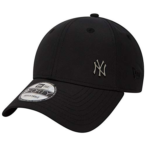 New Era 9Forty Cap - Flawless New York Yankees schwarz