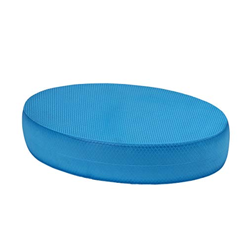 Kitchnexus Balance Pad Ovale Koordinationsmatte Gleichgewichtsmatte Kissen Physiotherapie Balance Board