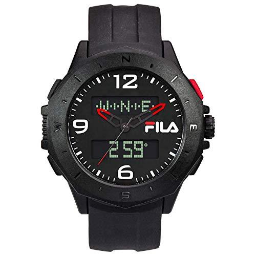 FILA - Unisex Erwachsene Uhr 4895183801645