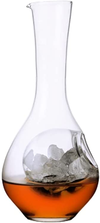 Creative Decanter Crystal Glass Rapid rise Ice Device Household OFFicial mail order Wine Wi