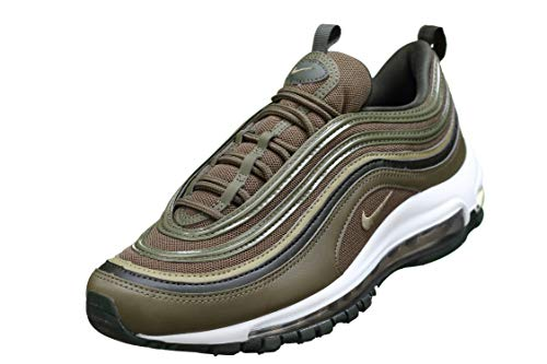 Nike Women's W Air Max 97 Competition Running Shoes, Multicolour (Medium Olive/Neutral Olive/Sequoia 200), 3.5 UK
