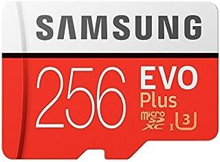 Samsung microSDXC カード 256GB EVO+ Class10 UHS-I U3対応 最大読込速度 100MB/s MB-MC256GA サムスン純正アダプター付 [並行輸入品]