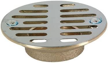 DELTA FAUCET 172-624 Master Plumber 1-1/2-Inch Shower Drain