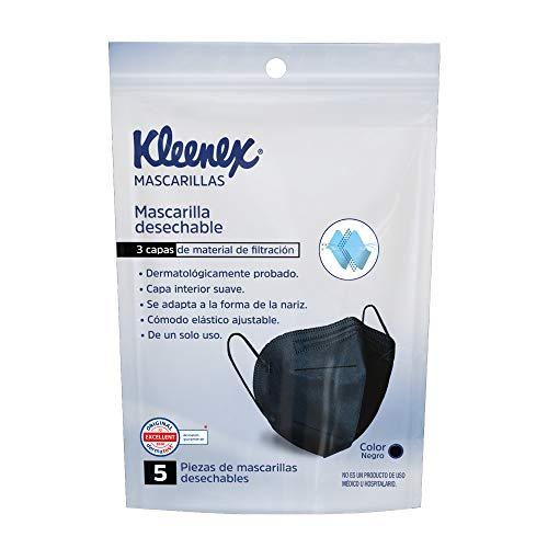 Medias 100 Den Negras  marca Kleenex