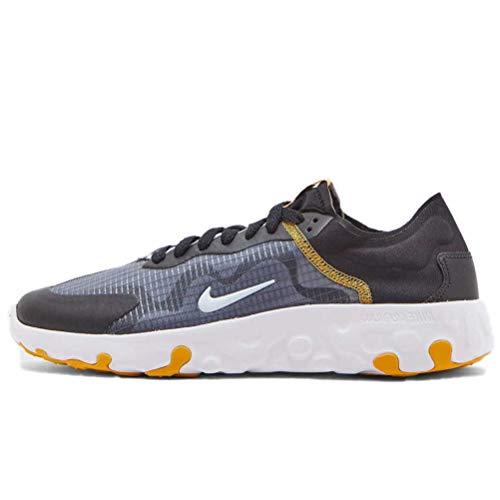 Nike Renew Lucent, Zapatillas de Running Hombre, Negro (Black/White-Pollen Rise 006), 42 EU