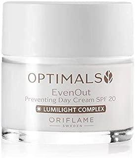 Oriflame Optimals Even Out Mini Set Day Cream SPF20 & Night Cream