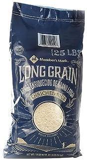 Member's Mark Long Grain White Rice 25 lb. A1