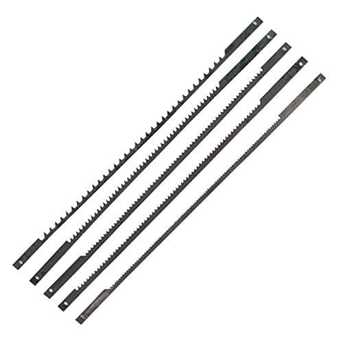 Einhell Einhell Dekupiersägeblatt Set (passend für Einhell Dekupiersägen, 127 mm lang, 25 mm breit, 1x 10 Z, 1x 15 Z, 2x 18 Z, 1x 25 Z)