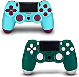 2 Pack Wireless Controller for PS4 - YU33 Remote...
