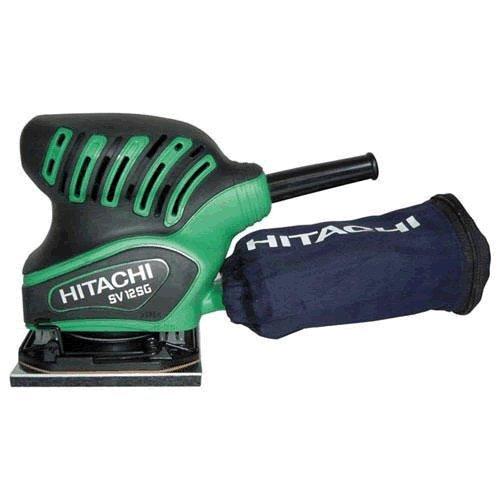 Hitachi SV12SG Exzenterschleifer, 230 V, 200 W