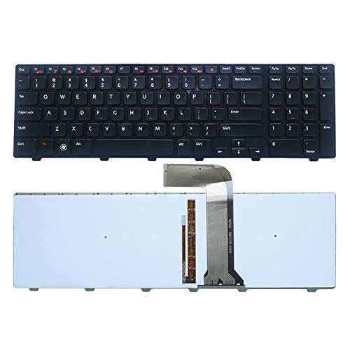 laptop accessories NEW FOR DELL 5720 7720 N7110 17R L702x Vostro3750 keyboard backlit