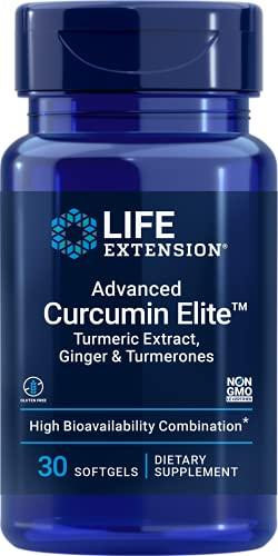 Life Extension Advanced Curcumin Elite Turmeric...