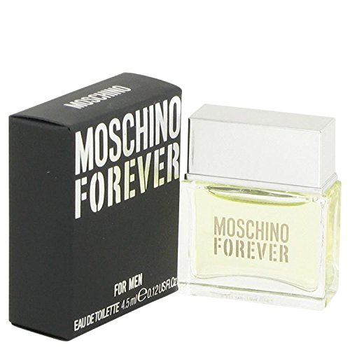 Moschino Forever By Moschino Mini Edt .12 Oz Men (0.12 Ounce Mini Cologne)