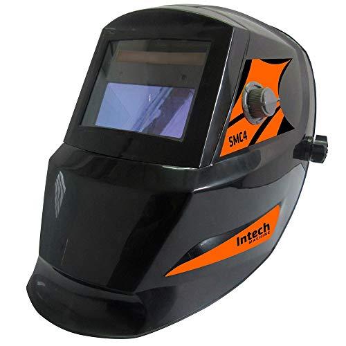 Máscara de Solda Automática Escurecimento com ajuste triplo SMC4 Intech Machine