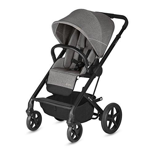 Save %20 Now! CYBEX Balios S Stroller, Manhattan Grey