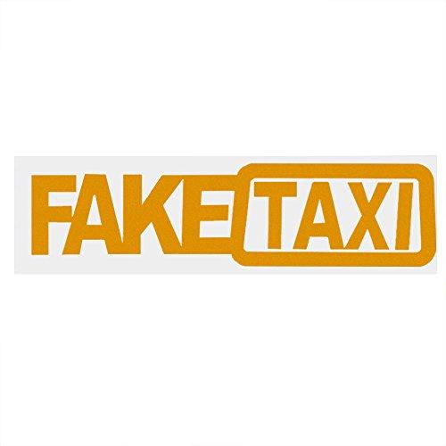 TiooDre Universal Car Sticker Fake Taxi JDM Drift Turbo Hoon Race Auto Funny Vinyl Decal Car Styling