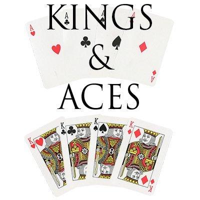 Kings to Aces by Merlind's of Wakefield - Trick