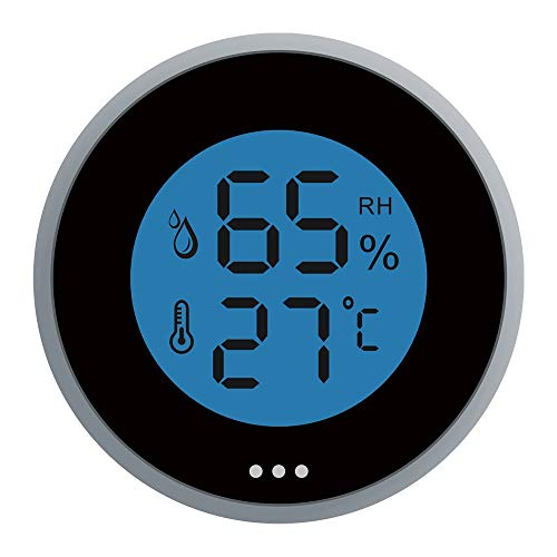 7777777 Digitale Thermohygrometer Recorder Wijnkast Opslag Apotheek Sigarenkast Auto Thermometer Hygrometer