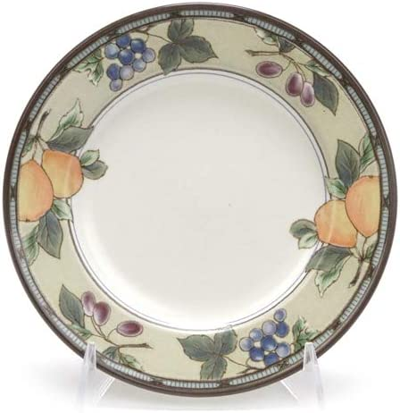 Limited time for free mart shipping Garden Harvest by Mikasa Stoneware Bread Butter Plate