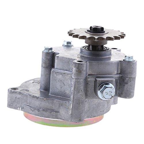 SDENSHI T8F Getriebe Kupplungsglocke Gehäuseteile Für Dirt Quad Pocket Bike ATV - Silber 20 t